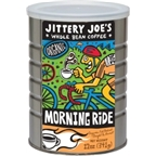 Jittery Joe's Morning Ride Full City Roast Coffee