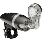 Planet Bike Blaze 1 Watt & Superflash Light Set