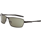Optic Nerve Axel Metal Frame Polorized Satin Black