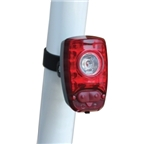 Cygo-Lite Hotshot 2W USB Li-Ion Tail Light with Charger