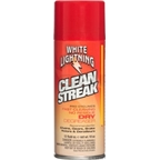 White Lightning Clean Streak 12oz Aerosol, 6-Pack
