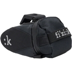 Fizik Seat Bag with Clip: Dark Gray; MD