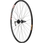 "Quality Wheels Rear  29"" SRAM 406, 32h 6-bolt, WTB SpeedDisc"