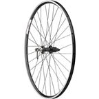 Quality Wheels Sport Series 3 Rear wheel: Shimano 105-5700 32h Black, Velocity A23 700c Black