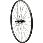 Quality Wheels Sport Series 5 Rear Wheel: Shimano 105 H+Son TB14 Gray