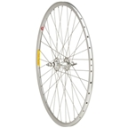 Quality Wheels Track Rear Wheel Dimension Fix/Free Velocity Aero Silver
