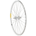 Quality Wheels Track Rear Wheel Dimension Fix/Fix Velocity Aero Silver