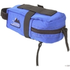Jandd Mini Mountain Wedge Seat Bag: Blue