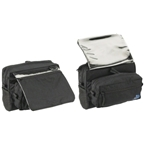 Jandd Mountain 4 Handlebar Bag: Black