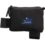 Jandd Zipp Top Frame Pack: Black; MD