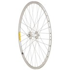 Quality Wheels Track Front Wheel Velocity Aero Silver