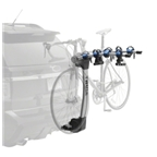 "Thule 9025 Apex 1-1/4"" or 2"" Hitch Bike Rack: 4-Bike"