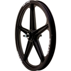 ACS Z Mag Front Wheel 5 Spoke Front Black Mag Wheel