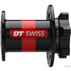DT 240s Lefty 24h 6-bolt Front Hub Black