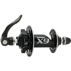 SRAM X.9 6-Bolt Disc Front  32H Black w/ QR Skewer