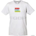 Civia Zero Emissions T-Shirt: Silver; XL
