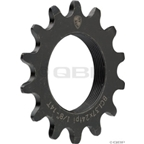 "All-City 12T x 1/8"" Track Cog Black"
