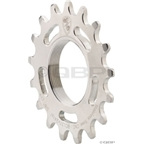 "All-City 19T x 1/8"" Track Cog Stainless"