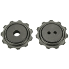 SRAM 2004-05 X.9 derailleur pulleys, cartridge bearings