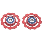 CeramicSpeed Pulleys SRAM RED, Red