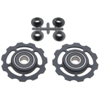 CeramicSpeed Pulleys Campy 11spd Black