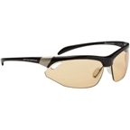Optic Nerve Squeezebox Photomatc Sunglasses: Gloss Black