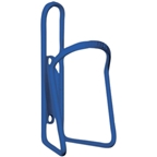 Planet Bike Alloy 6.2mm Water Bottle Cage: Blue Anodized