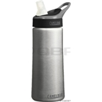 Camelbak Groove Stainless Water Bottle with Filter: 21oz; Silver