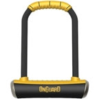 OnGuard PitBull U-Lock with Bracket: 4.5 x 9""