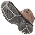 ICEtrekkers Diamond Ice Grips for Shoe: MD