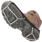 ICEtrekkers Diamond Ice Grips for Shoe: LG
