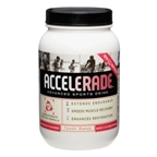 Accelerade: Fruit Punch; 60 Servings