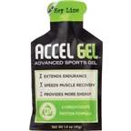 Accel Gel: Key Lime; 24 Pack