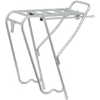 Civia Market Tall Rear Rack: Silver