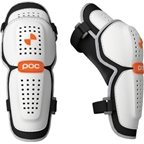 POC Bone VPD Protective Arm Guard: White/Black
