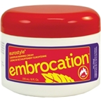 Paceline Eurostyle Hot Embrocation: 8oz Jar