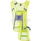 Nathan Cyclist Reflective Safety Vest: Neon Yellow