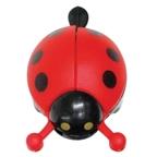 Evo Ladybug Bell - Red