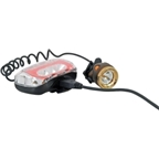 Light and Motion VIS 360 Helmet Headlight and Taillight Set