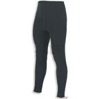 Ibex Woolies Baselayer Long Underpant: Black