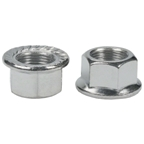 Wheels Manufacturing 14 x 1 mm Steel Axle Nuts