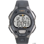 Timex Ironman 30-Lap Watch: Full-Size; Gray
