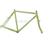 Surly Cross Check Frame Set Foamy Hospital Green