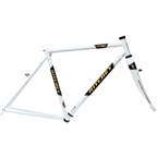 Ritchey BreakAway Cross Frame Set White/Black