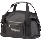 Seal Line Widemouth Duffle Bag: 40 Liter; Black