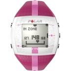 Polar FT4 Heart Rate Monitor: Women's; Pink/Purple