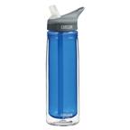 Camelbak eddy Insulated Water Bottle: 0.6 Liter; Cobalt