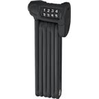 ABUS Bordo Combo Lite Foldable Lock: Black; 85mm