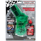 Finish Line Shop Quality Chain Cleaner Kit