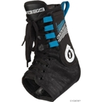 SixSixOne Racebrace Pro Protective Ankle Support: Black; MD